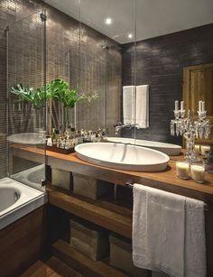 Un apartamento elegante, sofisticado y atemporal