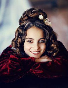Angelina Kosarevskaya (born January 15, 2003) Russian child model. Natalia Zakonova Photography.