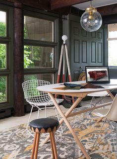 Nestled in a Nature Preserve, a New Jersey Couple's Customized Retreat | Design*Sponge
