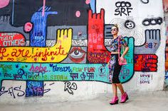 Image result for india street art India Street, Painted Signs, Rio, Street Art, In This Moment, Painting, Character, Image, Heels