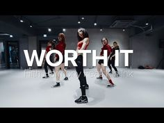Worth it - Fifth Harmony ft.Kid Ink / May J Lee Choreography - YouTube