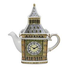 James Sadler Big Ben Teapot