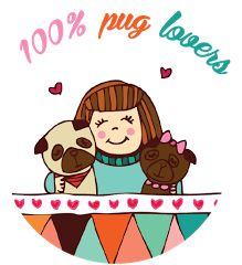 For PUG LOvers by Milanesa