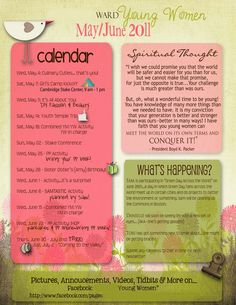cute newletter templates - you know, I might incorporate these ideas into my Girl Scout troop as well...