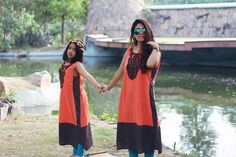 How super cool is it to dress alike this #MothersDay. Visit the nearest #Wstore, style your mom in a #Wwear and send us a click here to win amazing stuff from us. Featuring here Surbhi Suri and her daughter Kaashvi in our latest SS'15 collection from Thefashionflite
