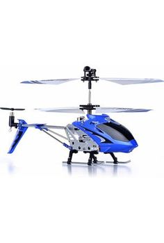 Syma S107/S107G R/C Helicopter - Blue - http://allgoodies.net/syma-s107s107g-rc-helicopter-blue/