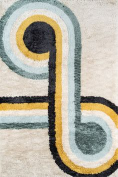 "$599 7'6""x9'6"" Novogratz by Momeni Retro RET-03 Rugs 