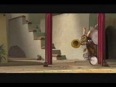 pixar short films - hamster dance