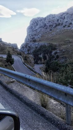 Mountains trip, road to Preveli Beach, Moni Preveli, Crete
