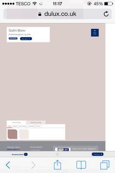 House Color Schemes, Colour Schemes, House Colors, Blush Pink Paint, Girls Bedroom, Bedroom Ideas, Master Bedroom, Dulux Paint, New Kitchen