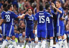Prediksi Leicester City vs Chelsea 21 September 2016. Juara Liga Utama Inggris dalam dua musim terakhir, Leicester dan Chelsea, akan saling bertarung, Rabu (21/9) 01:45 WIB.  #PrediksiSpbo #PrediksiBola #PrediksiSkor #LigaInggris #PialaLigaInggris #LeicesterCity #Chelsea