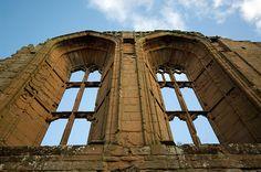 Gothic windows by theaspiringphotographer, via Flickr
