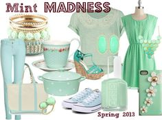 Mint for Spring 2013