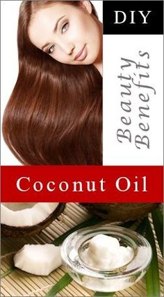 8 Beauty Benefits Of Coconut Oil: {Hair, Skin  Nails}