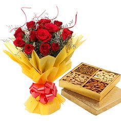 Roses with dryfruits-VL