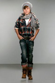 Pepe Jeans, moda infantil, ropa para niños y niñas colección otoño-invierno de…
