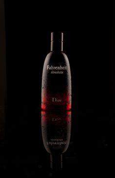 Bottles In Black on Behance
