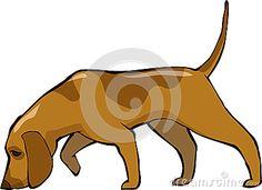 . Google Doodles, Bloodhound, Hound Dog, Scooby Doo, Dogs, Fictional Characters, Art, Art Background, Plott Hound