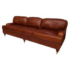 Cambridge Leather Sofa