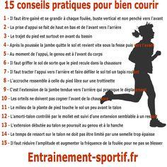 Pour bien courir il suffit de faire reculer le pied dans la chaussure à chaque foulée et ainsi passer progressivement d'une course en cycle arrière à une course en cycle avant