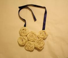 If life was like a cupcake: statement necklace ~ tutorial Craft 13