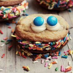 #DIY #Monster #cookies www.kidsdinge.com www.facebook.com/pages/kidsdingecom-Origineel-speelgoed-hebbedingen-voor-hippe-kids/160122710686387?sk=wall http://instagram.com/kidsdinge #Kidsdinge #Toys #Speelgoed