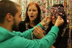 Paraiso en Diagonal 2014 : Diana Aisenberg / SITIO EN CONSTRUCCION CON sUSI PURO PLACER
