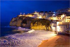 #Beach Praia do Carvoeiro, Algarve, Portugal | Photo by José Aderneira via http://blog.turismodoalgarve.pt