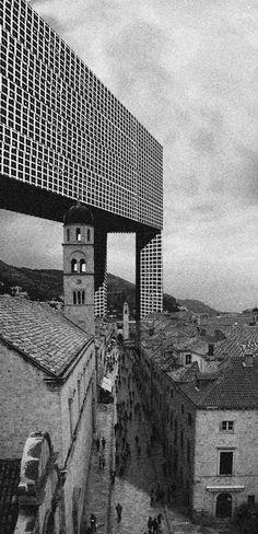 Generic Radicalism / Dubrovnik / Proposal / LOKOMOTIV.