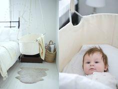 Leander Baby-Wiege