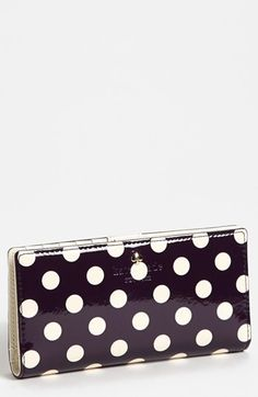 kate spade new york 'carlisle street - stacy' wallet available at #Nordstrom