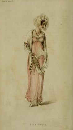 Ball Dress Plate 29 Series 1 Vol 4 November 1810