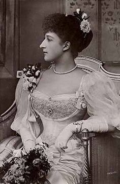 HM Queen Maud of Norway, nee Maud of Wales