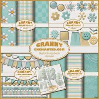 GRANNY ENCHANTED'S BLOG: ♥ Free Kits Directory Page 1