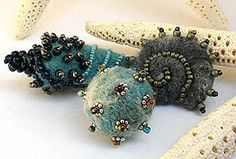 Humblebeads Blog: needle-felting