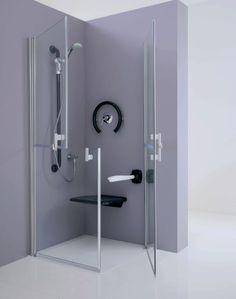 Ponte Giulio #sicurezza #bagno #arredobagno #infanzia #hotel #disabili ed #anziani #handicap #bathroom #disabledperson #shower