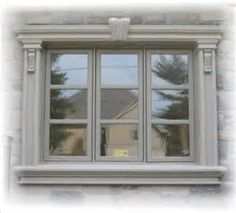 Window Trim Dryvit Storefront Ideas Pinterest Window