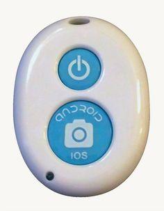 Telecomando Bluetooth per smartphone Android GBC