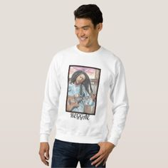 Original Art Reggae Sweatshirt - gift idea