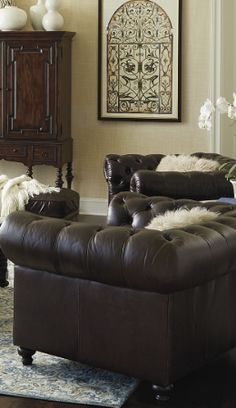 Sumptuous Design Ideas English Style Sofa. Barrow Chesterfield Leather Furniture Collection Simple and relaxed  Blake is designed with a traditional English