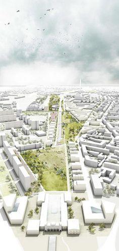 Jörg Wessendorf, Atelier Loidl Landscapearchitects — Stadtraum Bayerischer Bahnhof