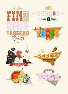 Sanchez Romero Carvajal motion graphics illustrations.  By OyYeah!
