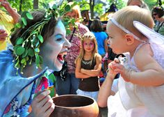 """Bristol Renaissance Faire - Illinois/Wisconsin Border """"this is my daughter Melody when she was just a baby"""" Disney World Trip, Disney Parks, Bristol Renaissance Faire, Period Costumes, Story Inspiration, Faeries, Wisconsin, Mystic, Photo Galleries"""