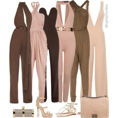 A fashion look from May 2016 featuring Michael Kors jumpsuits, Lanvin jumpsuits and Pilot jumpsuits. Browse and shop related looks.