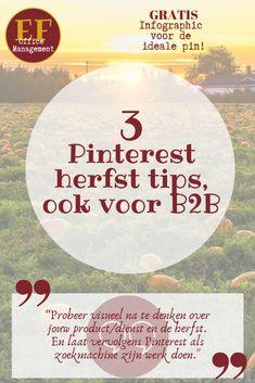 3 Pinterest herfst tips, ook voor B2B   EF Office Management