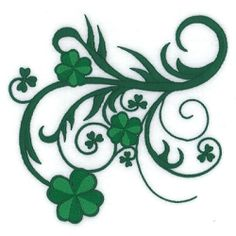 Great for St. Patrick's Day or any day to celebrate the culture of Ireland. See sizes below. Tribal Sleeve Tattoos, Tattoos Skull, Skull Tattoo Design, Body Art Tattoos, Wing Tattoos, Tatoos, Irish Symbols And Meanings, Celtic Symbols, Celtic Art