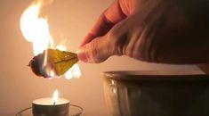Zapalte doma b0bkový list a nechte jej 10 minut hořet a nebudete věřit těm výsledkům | iRecept.cz Korn, Light Bulb, Home Decor, Relax, Electric Light, Keep Calm, Interior Design, Home Interiors, Bulb