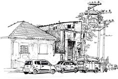Urban Sketchers: Belenzinho