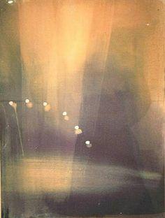 Ross Bleckner, Untitled (Lights)
