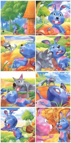 "The Clever Little Rabbit Story: Very Short Story with Moral: ""Think Smartly and Wisely."" It teaches kids how to handle tricky situation. English Stories For Kids, Moral Stories For Kids, English Story, Kids Story Books, Short Moral Stories, Short Stories For Kids, Sequencing Pictures, Sequencing Cards, Picture Story For Kids"